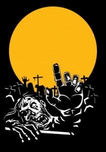 Zombie Apocalypse Begins